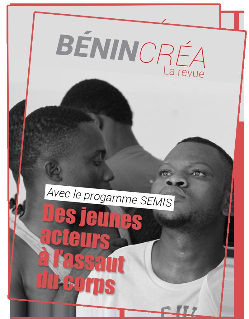 Bannière de la revue Bénincrea